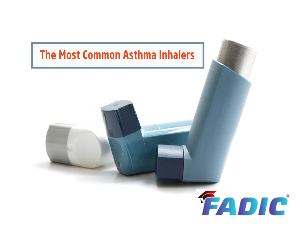 The Most Common Asthma Medications Inhalers Nebulizers
